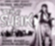 Roger Bellon, Composer, Silent Movie, 1921, Paramount, Rudolph Valentino, The Sheik, Soundtrack