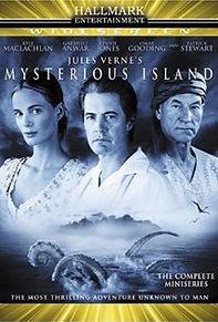 Roger Bellon, Mysterious Island, Patrick Stewart, Hallmark, Mini-Series, Jules Verne, Soundtrack, Action