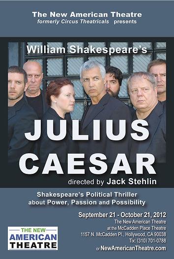 Roger Bellon, Composder, Theatre, Music, Plays, Shakespeare, The New American Theatre, Jack Stehlin