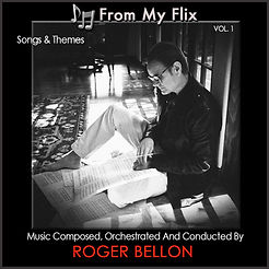 Roger Bellon, From My Flix Vol 1, Compelation, soundtrack, Music, Films, Scores