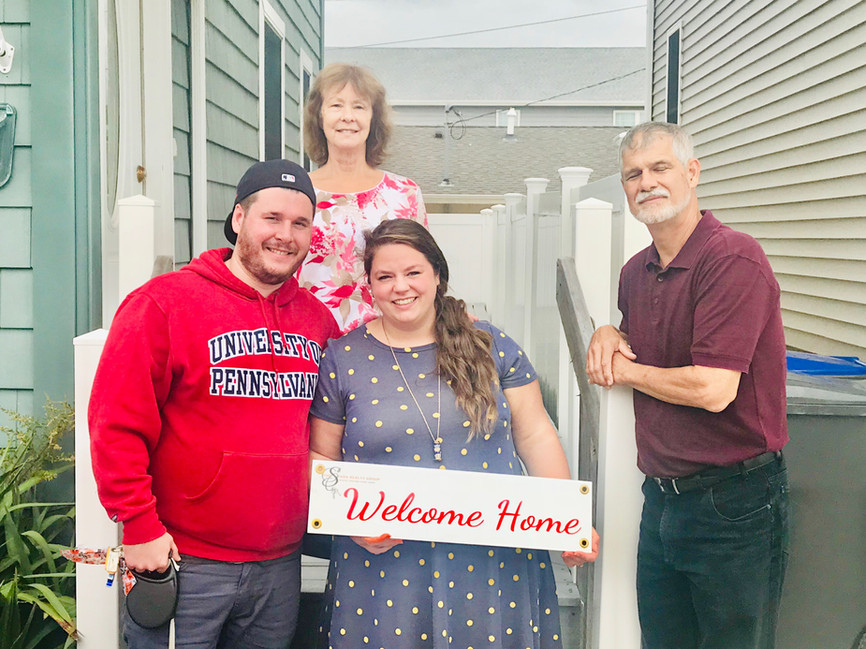 Congratulations on your new Beach Home!