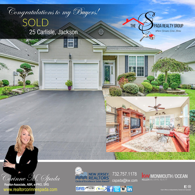 Sold - Adult Community