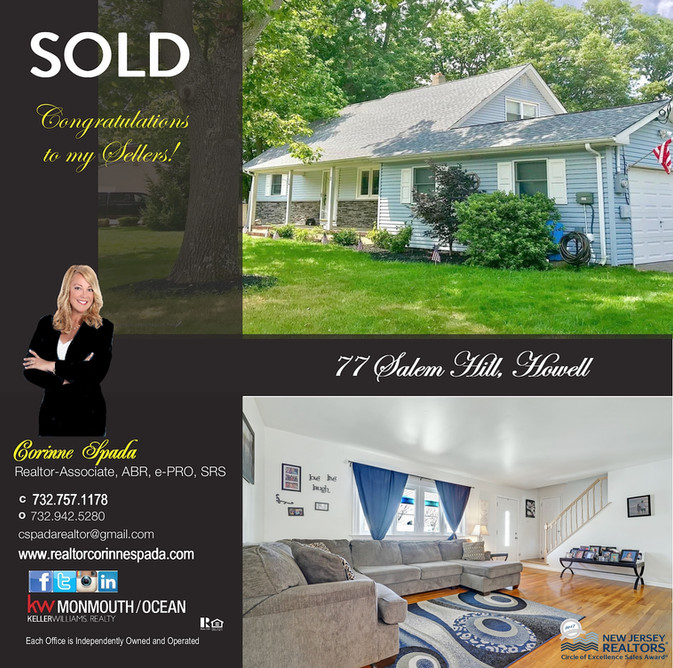 Sold in Howell