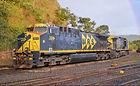 CBFA fecha contrato de fabricação de eixos para locomotiva AC44 da MRS