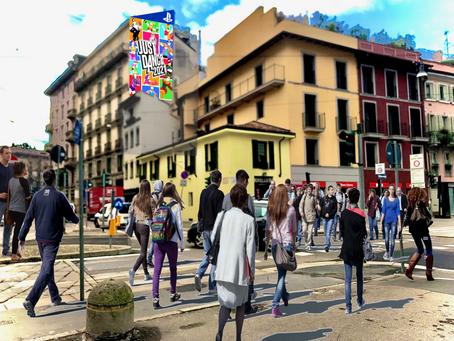 2021'S STREET ART PREVIEW - BRERA, VIA TIVOLI