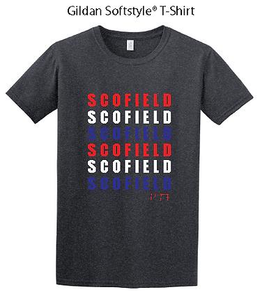Scofield PTF Softstyle T-Shirt