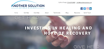 Another Solution Website Homepage Image