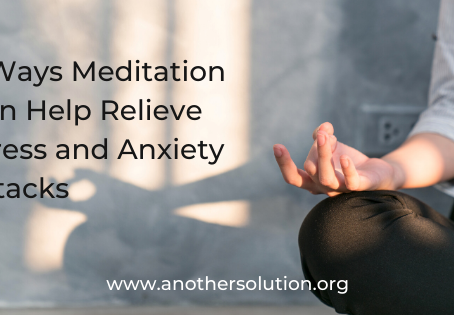 5 Ways Meditation Can Help Relieve Stress and Anxiety Attacks