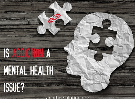 Is Addiction a Mental Health Issue?