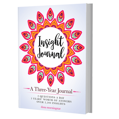 Three Year Insight Journal