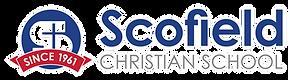 Scofield Christian School Logo