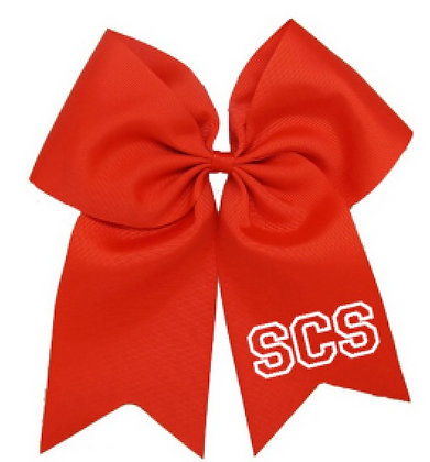 Red SCS Bow