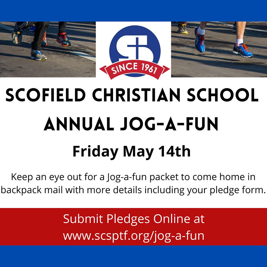 Jog-A-Fun One-Time Donation