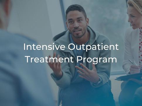 Intensive Outpatient Treatment Program