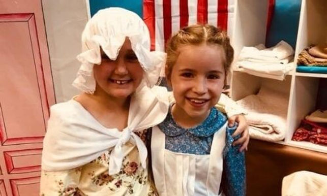 Colonial Village Discovery Day at Scofie