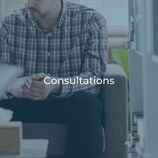 Consultations for Addiction