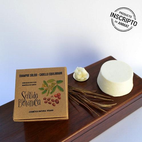 Shampoo Sólido - Cabello Equilibrado
