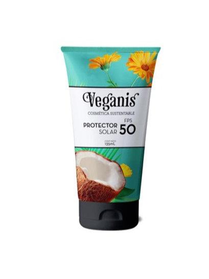 Protector Solar Veganis FPS 30