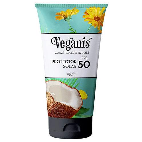 Protector Solar Veganis FPS 50