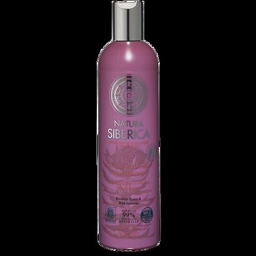 Shampoo protección y brillo – Para cabello teñido y dañado