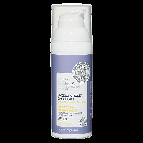 Crema de día para piel sensible – Protección y regeneración
