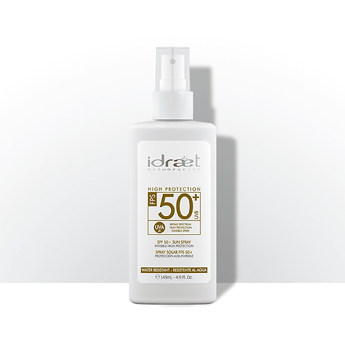 Spray Solar SPF50 Vegano