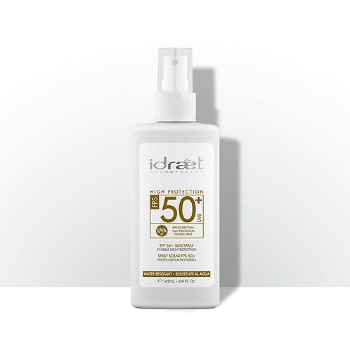 Spray Solar SPF50 Vegano