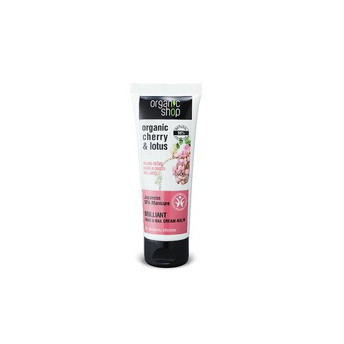 Japanese Spa-Manicure crema de manos Organic Shop