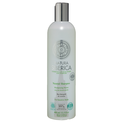 Shampoo neutro – Para cuero cabelludo sensible