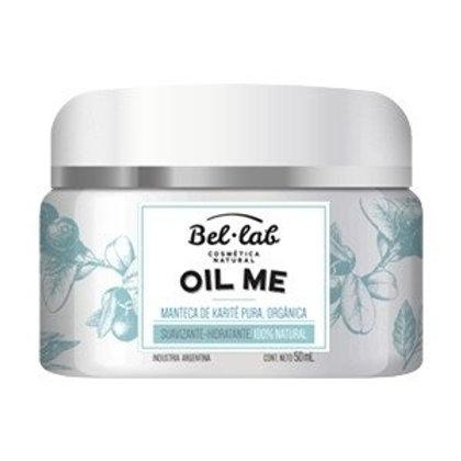 Oil Me Manteca de Karité 100% Orgánica