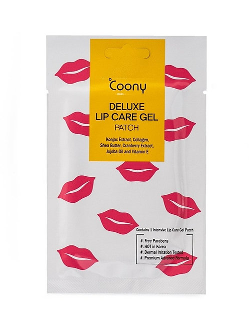 Coony Deluxe LIP CARE Gel Patch