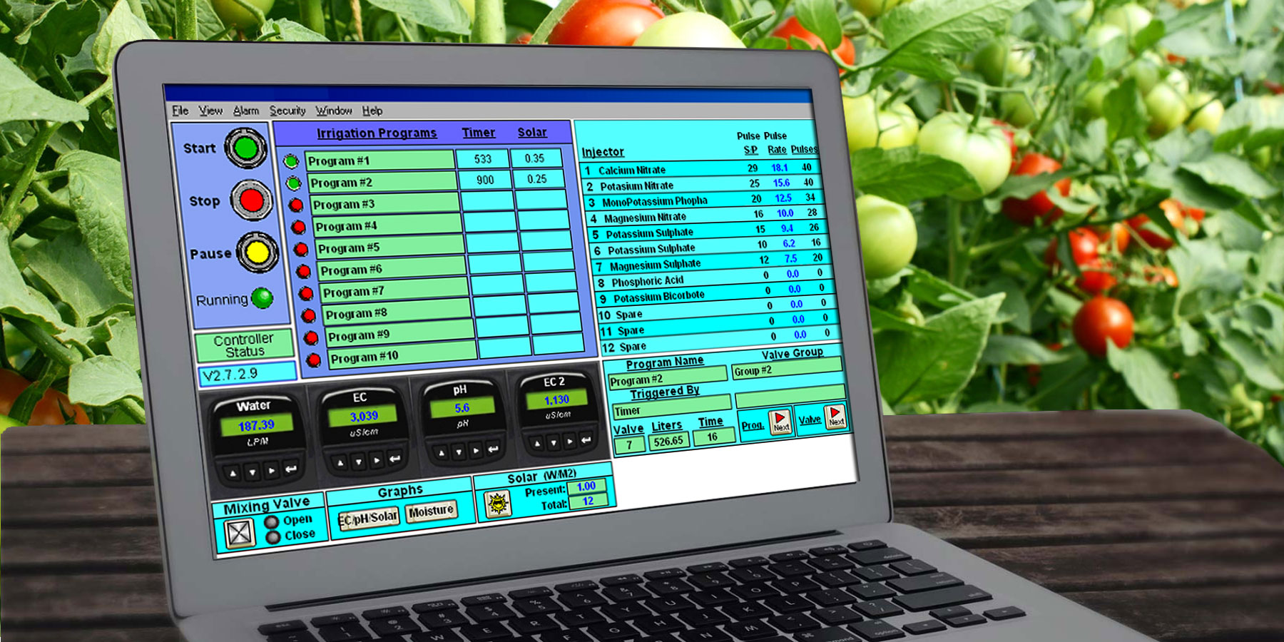 Greenhouse-Automation-Software