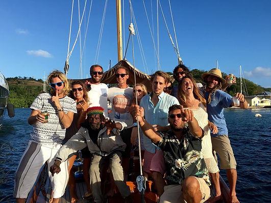 Sailing with dreamers