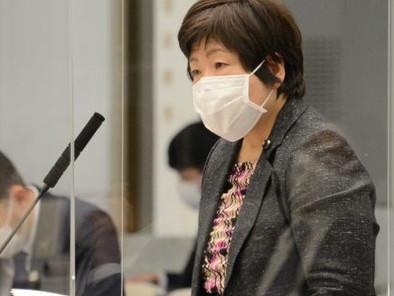 森氏発言 あぜ上氏が都議会オリパラ特別委で追及/東京都は「不適切」としながらも辞任は求めず