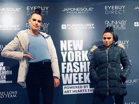 Sunel At NYFW 2019