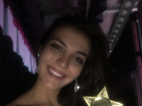 Rozelle MC Starq Awards