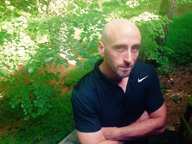 Aaron Kline certified personal trainer
