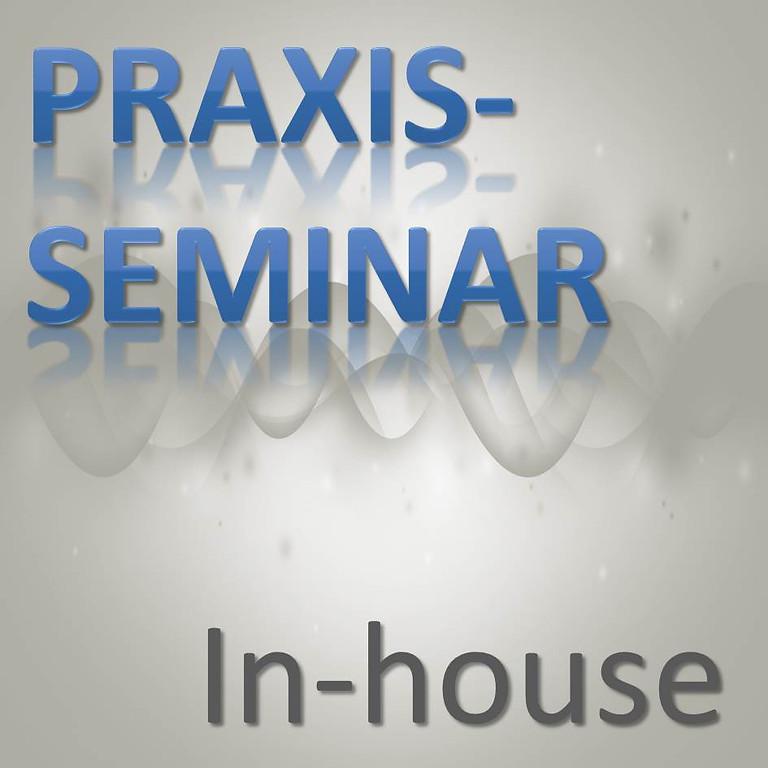 "Praxis-Seminar ""Raumakustik 01"" INHOUSE"