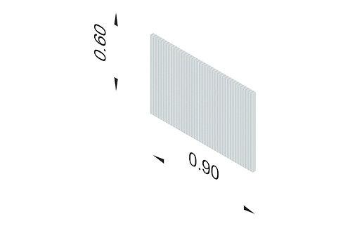DIVISTO T 60, Breite 90cm
