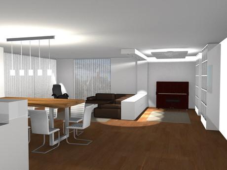 Projekt Wohnzimmer 01