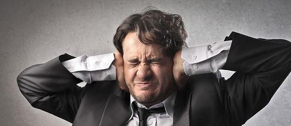 Schlechte Akustik ist gesundheitsschädigend!