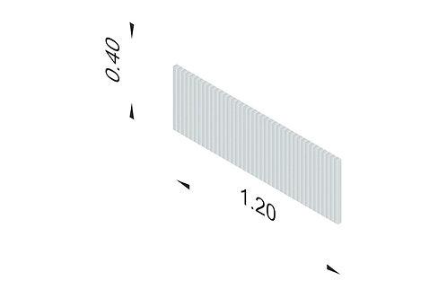 DIVISTO T 40, Breite 120cm