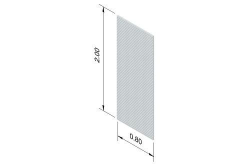 DIVISTO S 80, Höhe 200cm
