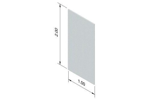 DIVISTO S 100, Höhe 200cm