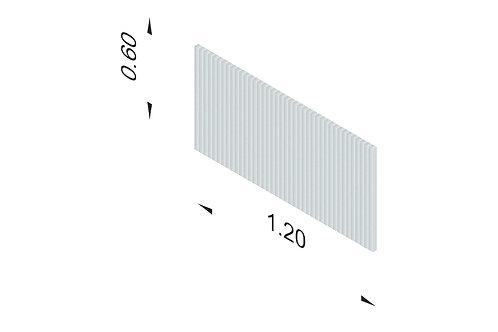 DIVISTO T 60, Breite 120cm