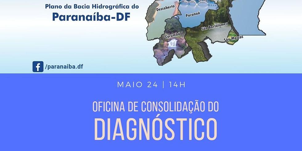 Oficina de Consolidação do Plano de Bacias do Paranaíba - DF