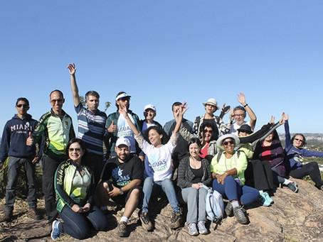 Projeto mantido por voluntários vai adaptar trilha ecológica para deficientes