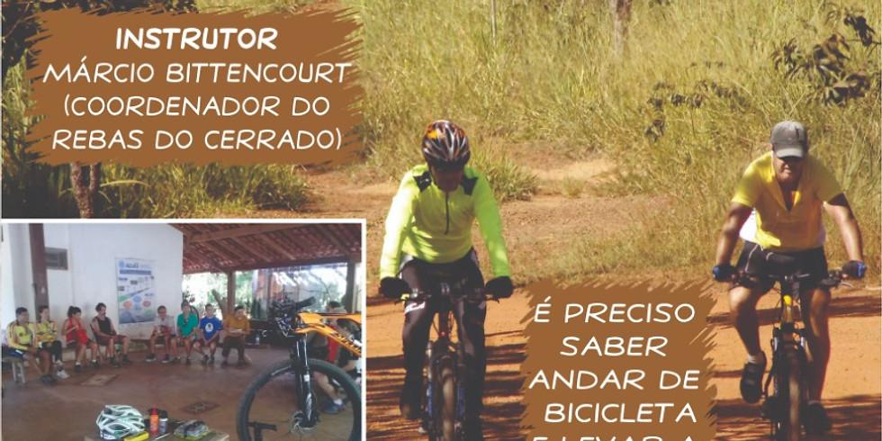 2º Oficina de iniciação às Trilhas de Bike