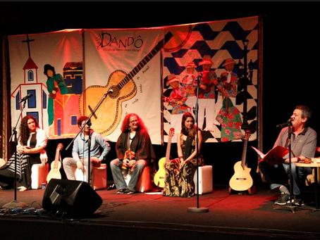 São Paulo abre as mostras regionais do Dandô