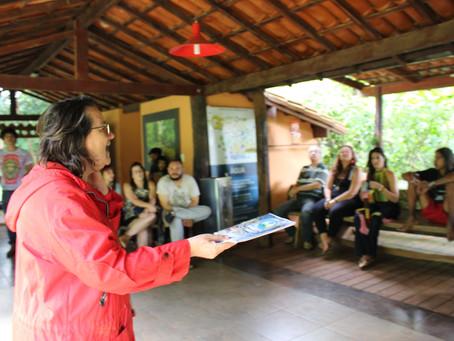 Instituto Oca do Sol comemora 10 anos de existência.